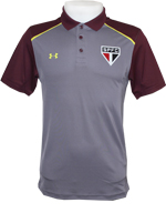 Polo Core Under Armour SPFC 2016 Mescla
